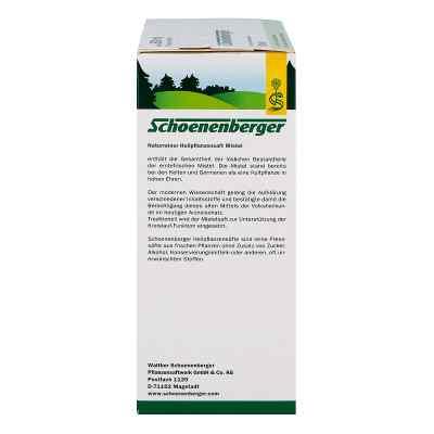 Mistelsaft Pflanzensaft Schoenenberger  bei apo.com bestellen
