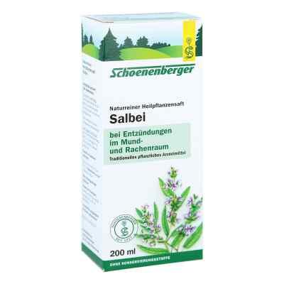 Salbei Saft Schoenenberger Heilpflanzensäfte  bei apo.com bestellen