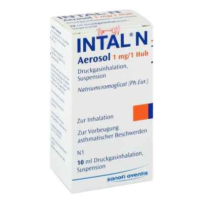 Intal N Aerosol 1mg/Hub  bei apo.com bestellen
