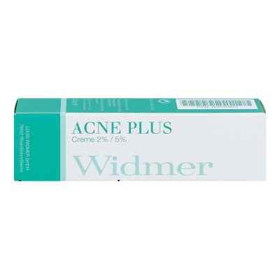 Widmer Acne plus Creme  bei apo.com bestellen