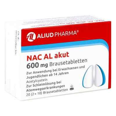 NAC AL akut 600mg  bei apo.com bestellen