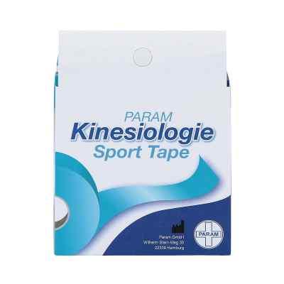 Kinesiologie Sport Tape 5 cmx5 m blau  bei apo.com bestellen