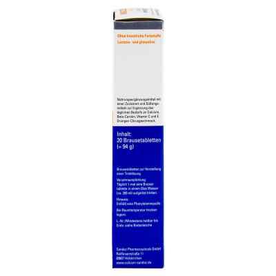 Calcium Sandoz Sun Brausetabletten  bei apo.com bestellen