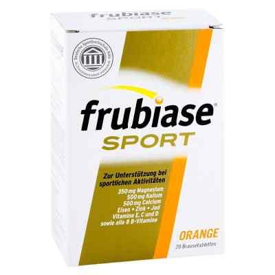 Frubiase Sport Brausetabletten  bei apotheke-online.de bestellen