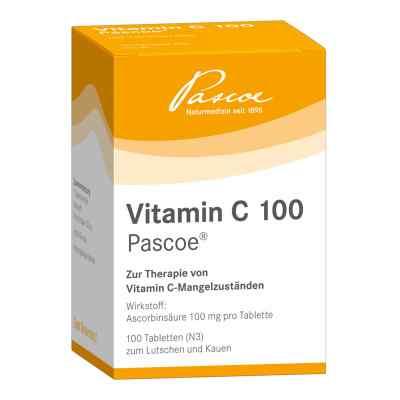 Vitamin C 100 Pascoe Tabletten  bei apo.com bestellen