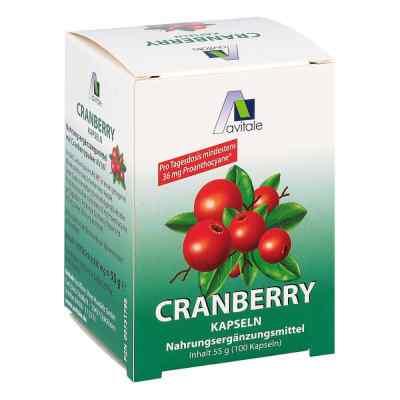 Cranberry Kapseln 400 mg  bei apo.com bestellen