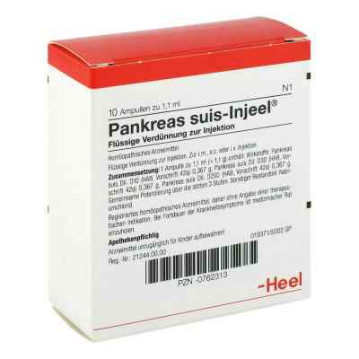 Pankreas Suis Injeel Ampullen  bei apo.com bestellen