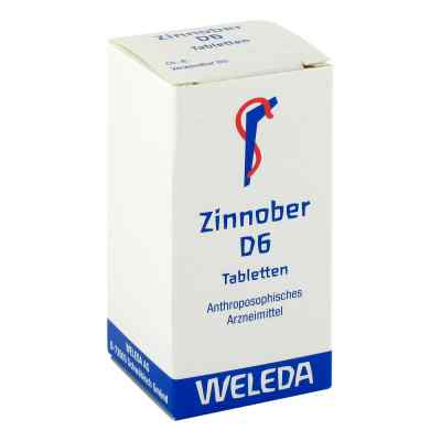 Zinnober D 6 Tabletten  bei apo.com bestellen