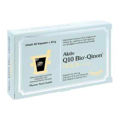 Q10 Bio Qinon Gold 100 mg Kapseln  bei apo.com bestellen