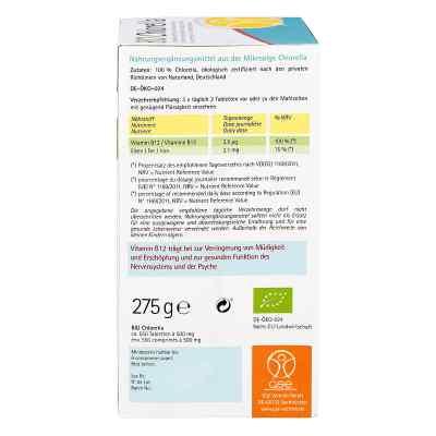Chlorella 500 mg Bio Naturland Tabletten  bei apo.com bestellen
