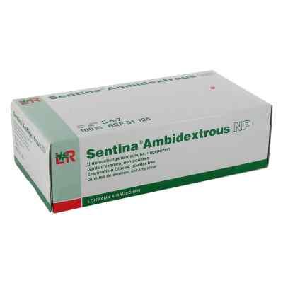 Sentina Ambidextrous Unters.hands. ungepudert S  bei apo.com bestellen