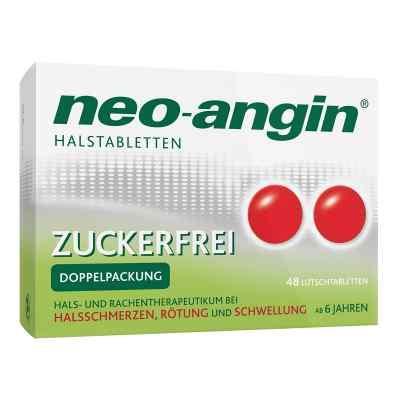 Neo-Angin Halstabletten zuckerfrei  bei apotheke-online.de bestellen