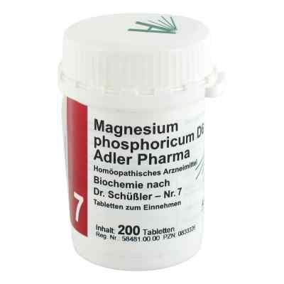 Biochemie Adler 7 Magnesium phosphoricum D 6 Adl.p. Tabletten   bei apo.com bestellen