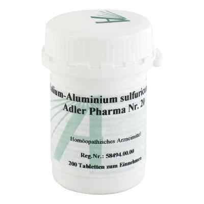 Biochemie Adler 20 Kalium alum.sulf.D12 Tabletten  bei apo.com bestellen