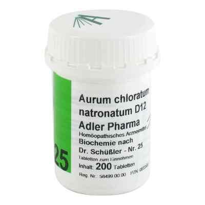 Biochemie Adler 25 Aurum chlor.natr.D12 Tabletten  bei apo.com bestellen