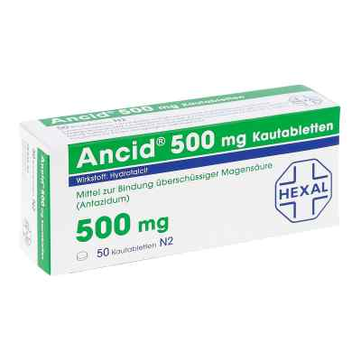 ANCID 500mg  bei apo.com bestellen