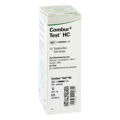 Combur 5 Test Hc Teststreifen  bei vitaapotheke.eu bestellen
