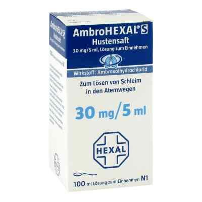 AmbroHEXAL S Hustensaft 30mg/5ml  bei apo.com bestellen