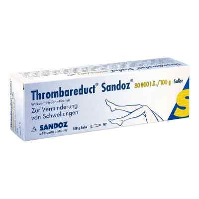 Thrombareduct Sandoz 30000 I.E./100g  bei apo.com bestellen