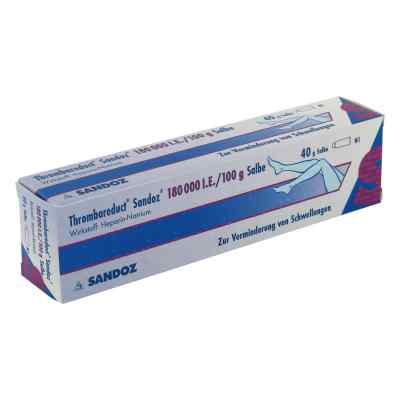 Thrombareduct Sandoz Salbe 180000 I.E./100g  bei apo.com bestellen