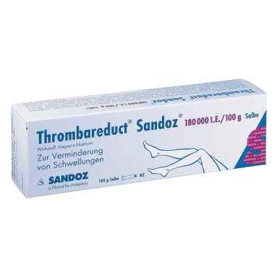 Thrombareduct Sandoz 180000 I.E./100g Salbe  bei apo.com bestellen
