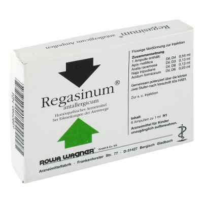 Regasinum Antallergicum Ampullen  bei apo.com bestellen