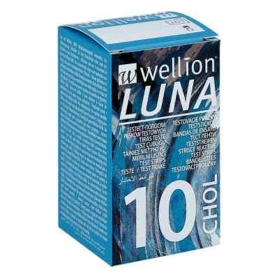 Wellion Luna Cholesterinteststreifen  bei apo.com bestellen