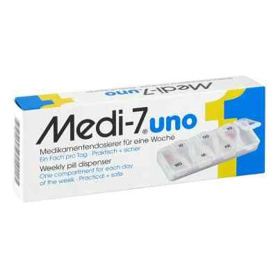 Medi 7 Uno Medikamenten Dosierer für 7 Tage  bei apo.com bestellen