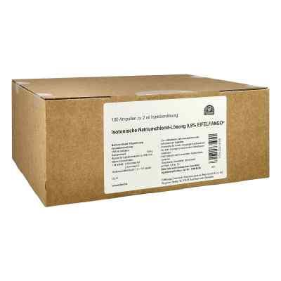 Isotonische Nacl Lösung 0,9% Eifelfango iniecto -lsg.  bei apotheke-online.de bestellen