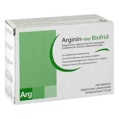 Arginin-diet Biofrid Tabletten  bei apo.com bestellen