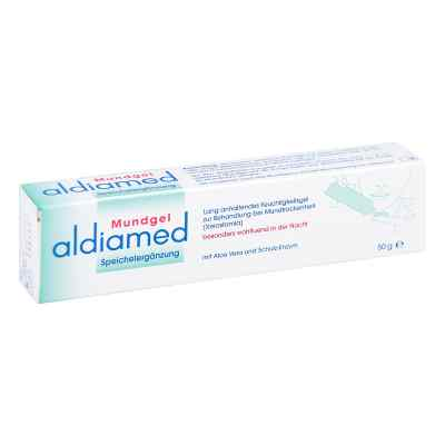 Aldiamed Mundgel zur Speichelergänzung  bei vitaapotheke.eu bestellen