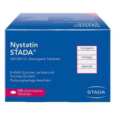 Nystatin STADA 500000 I.E.  bei apo.com bestellen