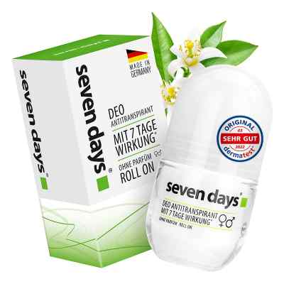 Seven Days Das Antitranspirant Roll On Big Ball  bei apo.com bestellen
