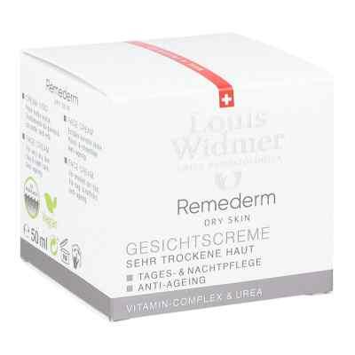 Widmer Remederm Gesichtscreme leicht parfümiert  bei apo.com bestellen