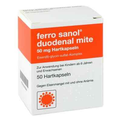 Ferro sanol duodenal mite 50mg  bei apo.com bestellen