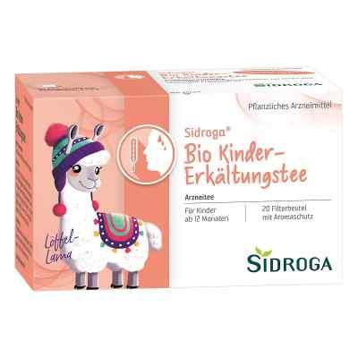 SIDROGA Bio Kinder-Erkältungstee  bei apo.com bestellen