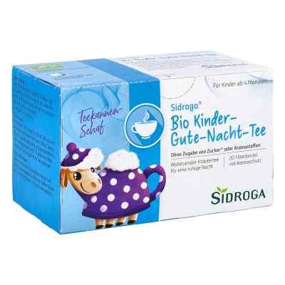Sidroga Bio Kinder-gute-nacht-tee Filterbeutel  bei vitaapotheke.eu bestellen