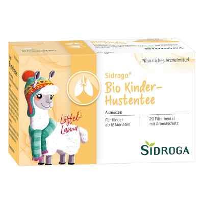 SIDROGA Bio Kinder-Hustentee  bei apotheke-online.de bestellen