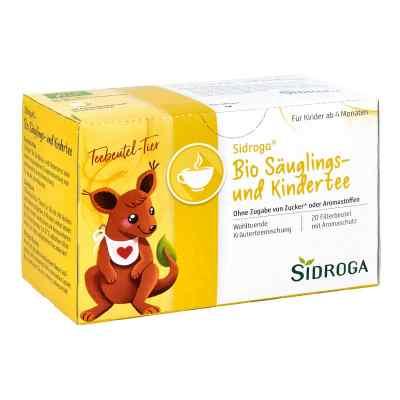 Sidroga Bio Säuglings- und Kindertee Filterbeutel  bei apo.com bestellen