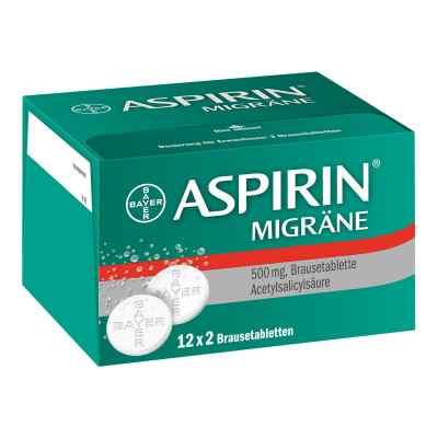 Aspirin Migräne Brausetabletten  bei apo.com bestellen