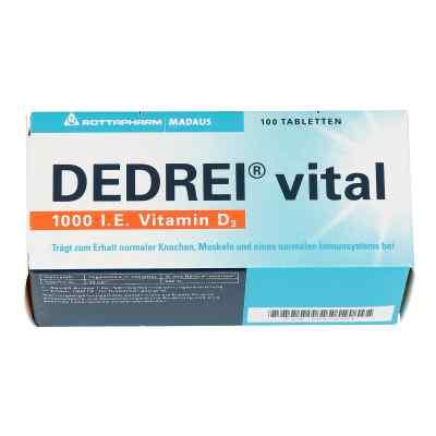 Dedrei vital Tabletten  bei apo.com bestellen