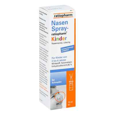 NasenSpray-ratiopharm Kinder  bei apotheke-online.de bestellen