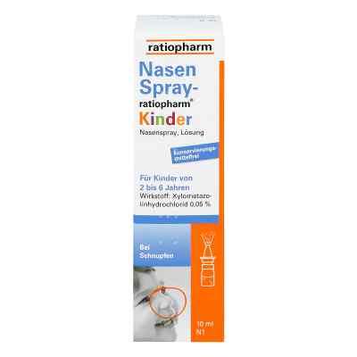 NasenSpray-ratiopharm Kinder  bei apo.com bestellen
