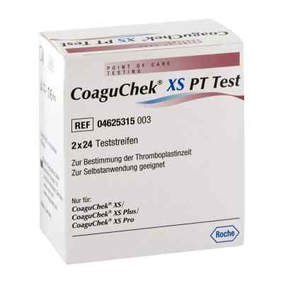 Coaguchek Xs Pt Test  bei apo.com bestellen