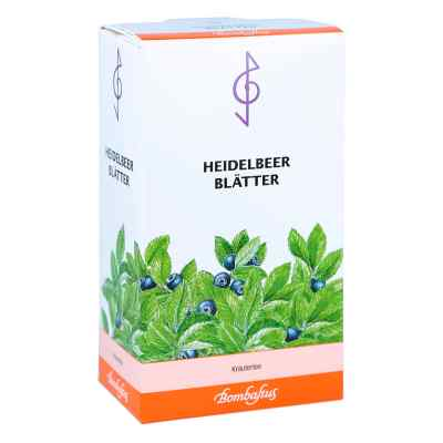 Heidelbeerblätter Tee  bei apo.com bestellen