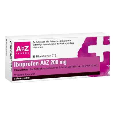 Ibuprofen AbZ 200mg  bei apo.com bestellen