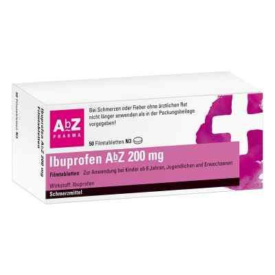Ibuprofen AbZ 200mg  bei apotheke-online.de bestellen