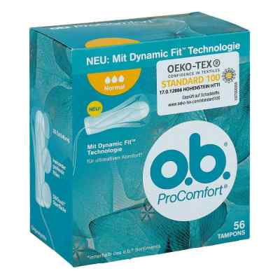 O.b. Tampons Procomfort normal  bei vitaapotheke.eu bestellen