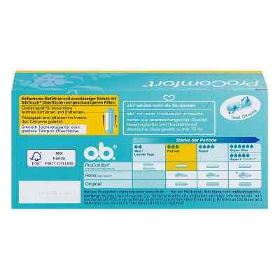 O.b. Tampons Procomfort normal  bei apo.com bestellen