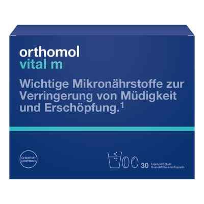 Orthomol Vital M Grapefruit Granulat/kaps.  bei apo.com bestellen